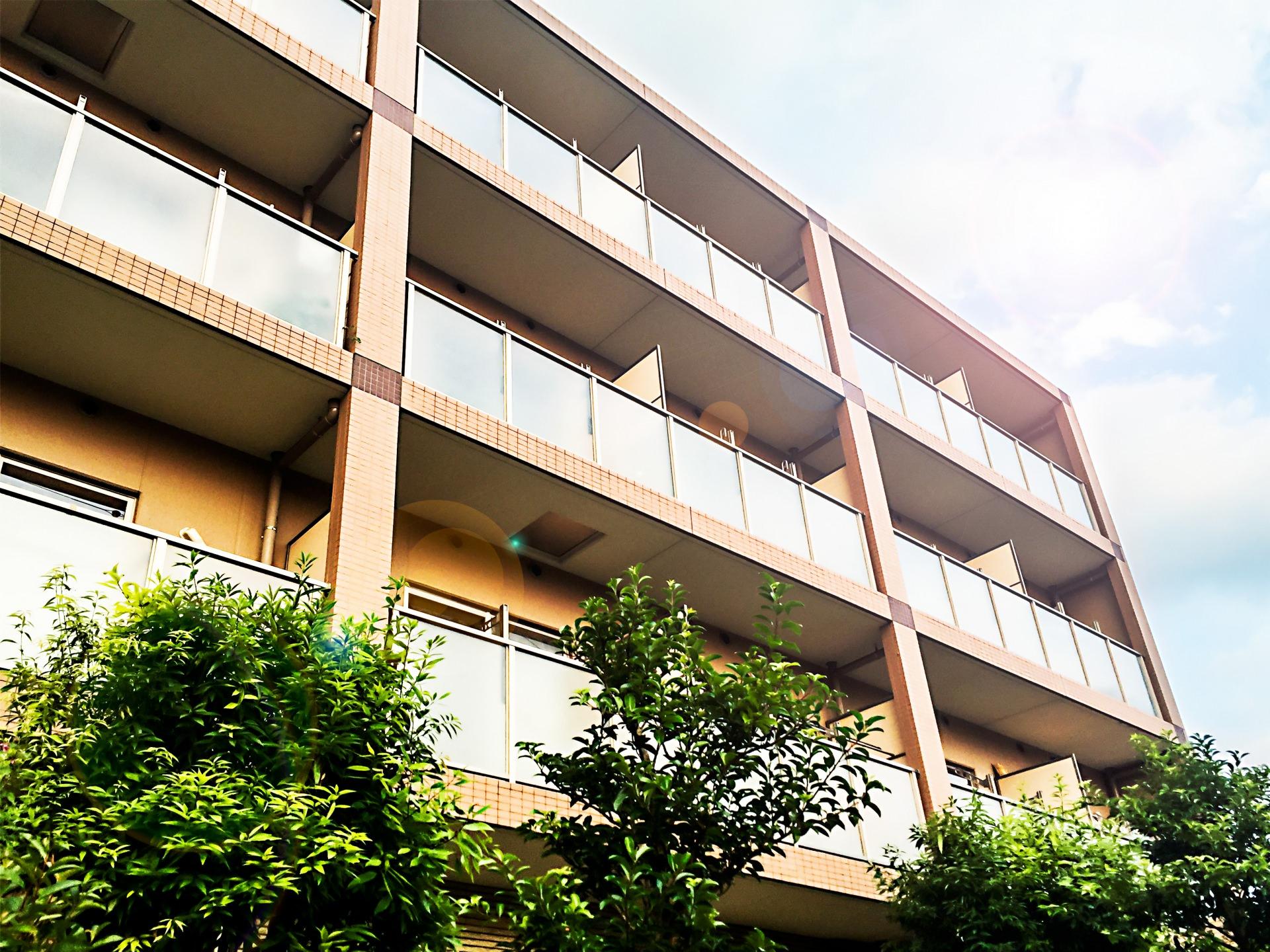 マンスリーマンションの社宅 in 旭川