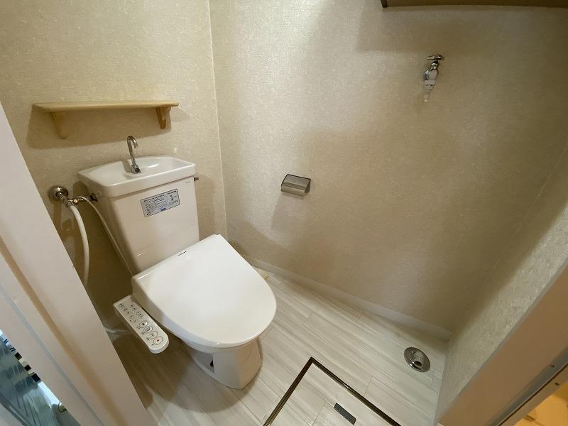 部屋画像5:トイレ・お風呂