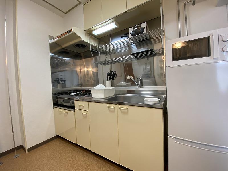 部屋画像10:キッチン