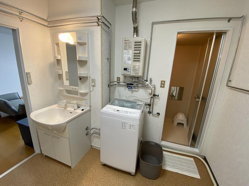 部屋画像11:トイレ・お風呂