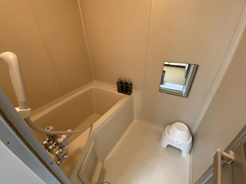 部屋画像13:トイレ・お風呂