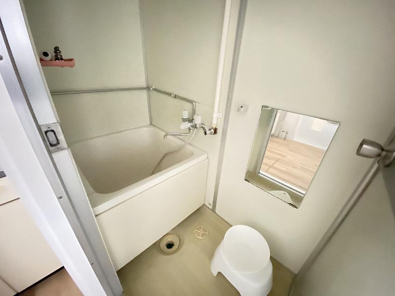 部屋画像7:トイレ・お風呂