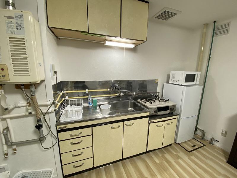 部屋画像4:キッチン