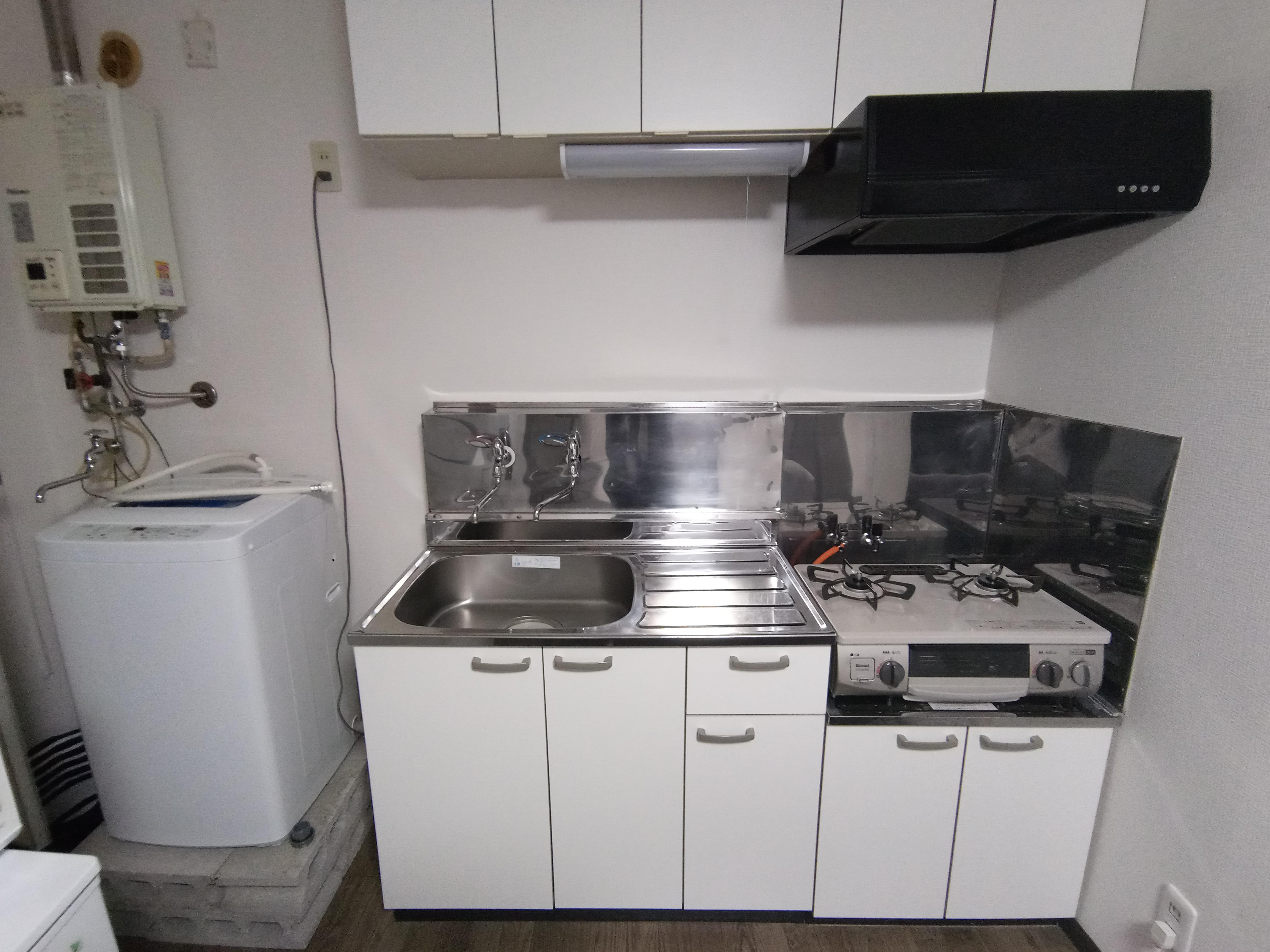 部屋画像7:キッチン
