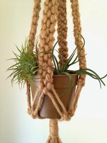 マクラメ織り