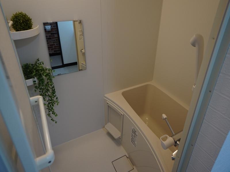 部屋画像9:トイレ・お風呂