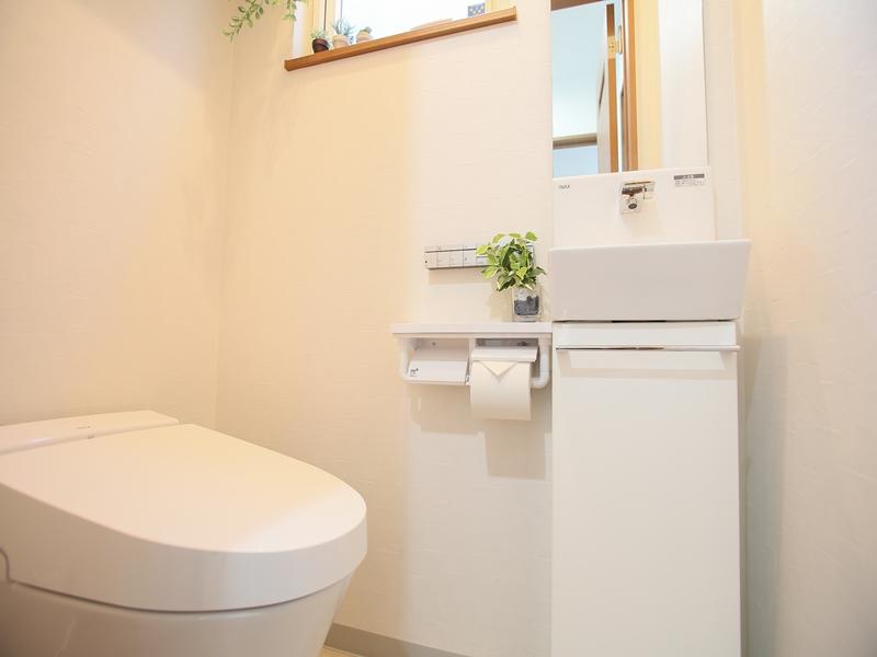 部屋画像24:トイレ・お風呂
