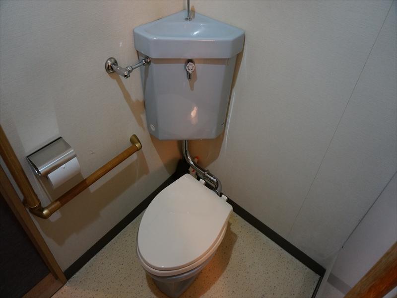 部屋画像8:トイレ・お風呂