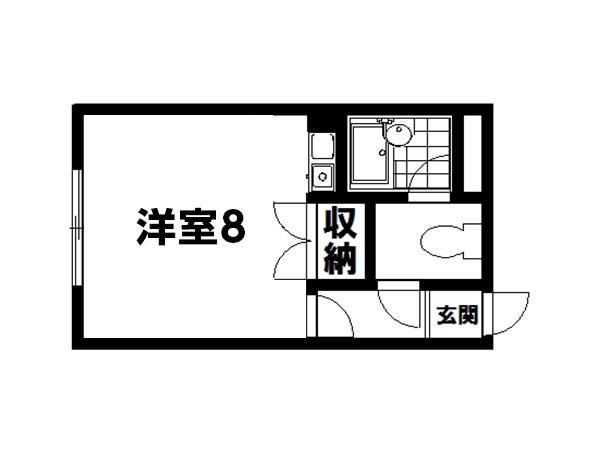 部屋画像9:間取図