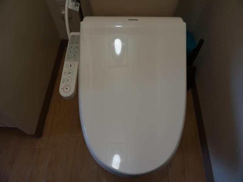 部屋画像20:トイレ・お風呂