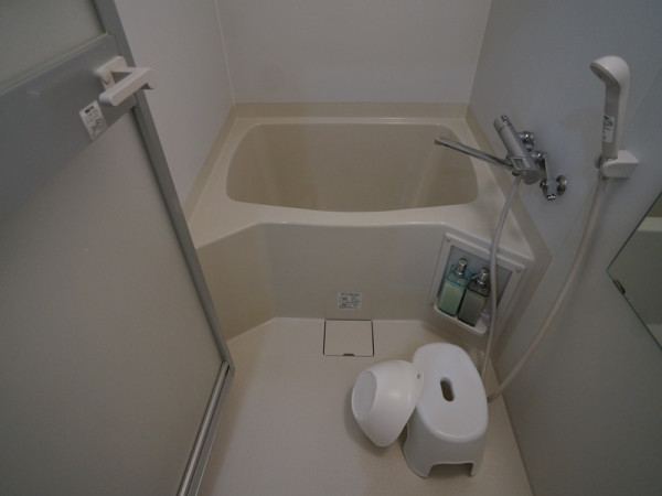 部屋画像18:トイレ・お風呂