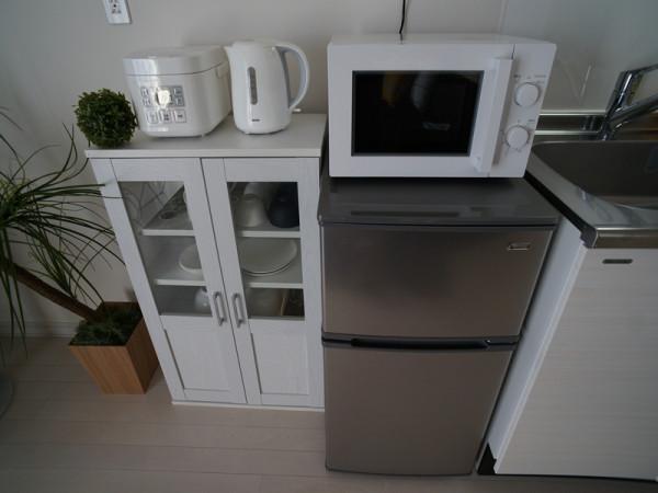 冷蔵庫/電子レンジ