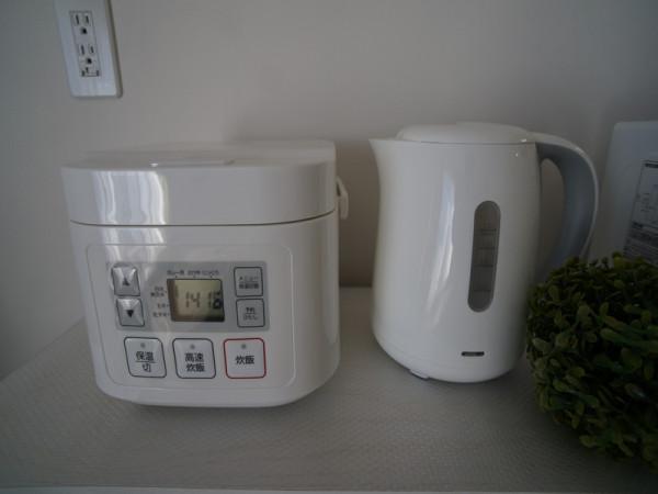炊飯器/電気ケトル